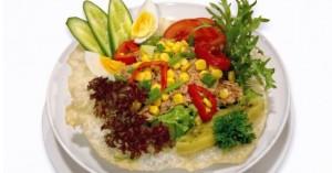 Salatak z tunczykiem
