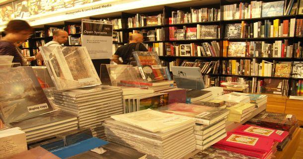 na targach książki